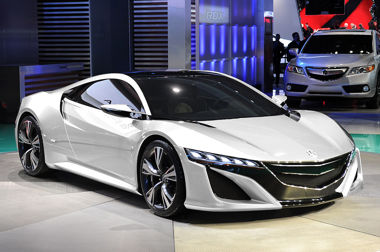 Re nsx 2 0 pictures from the naias